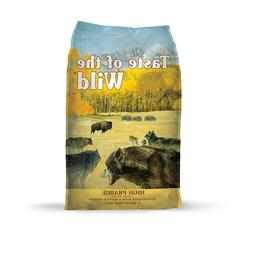 Taste of the Wild High Prairie Puppy Formula Grain-Free Dry