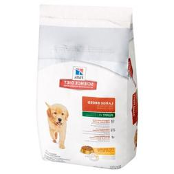 Hill's Science Diet Large Breed Puppy<1 Chicken Meal & Oats