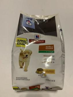 Hill's Science Diet 2179 Large Breed Puppy Food 2  lb Chicke