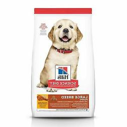 Hill's Science Diet Dry Dog Food, Puppy, Large Breeds, Chick