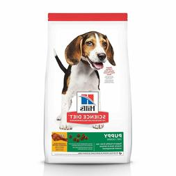 Hill's Science Diet Dry Dog Food, Puppy, Chicken Meal & Barl
