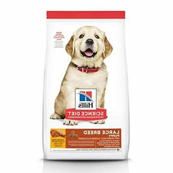 Hill's Science Diet Dry Dog Food, Puppy, Large Breed, Chicke
