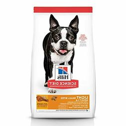 Hill's Science Diet Dry Dog Food, Adult, Light for Weight Ma