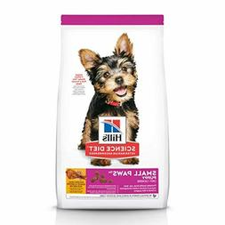 Hill's Science Diet Dry Dog Food, Puppy, Small Paws for Smal