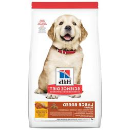 Hill's Science Diet Large Breed Puppy Food - Chicken Meal &
