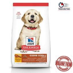 Hill`s Science Diet Puppy Large Breed Dry Dog Food, 30-lb Ba