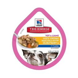 Hill's Science Diet Small & Toy Breed Wet Dog Food Adult Ent