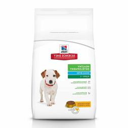 Hill's Science Diet Small Bites Chicken Meal & Barley Dry Pu