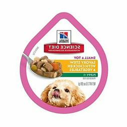 Hill'S Science Diet Wet Puppy Food, Small & Toy Breed Savory