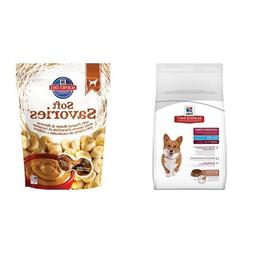 Hill's Science Diet Sensitive Stomach & Skin Dog Food  and H