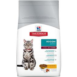 Hill's Science Diet Adult Indoor Dry Cat Food 15.5 lb bag by