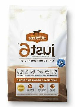 Rachael Ray Nutrish Just 6 Natural Dry Dog Food, Limited Ing