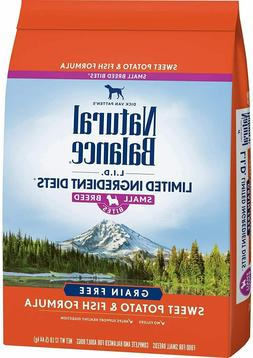 Natural Balance L.I.D. Limited Ingredient Diets Small Breed