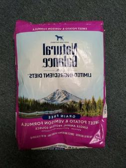Natural Balance L.I.D. Limited Ingredients Diets Sweet Potat