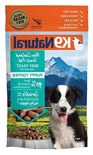 K9 Natural Freeze Dried Puppy Food Topper - Perfect Grain Fr