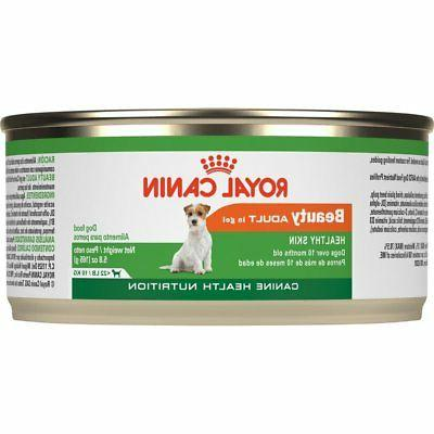 beauty canned dog food