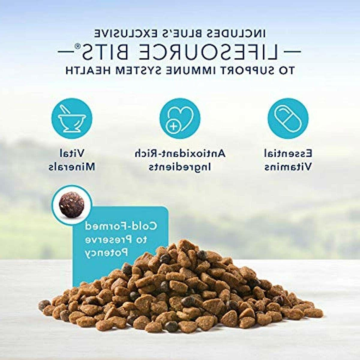 Blue Protection Puppy Chicken Brown Rice Recipe Dog Food 30lb
