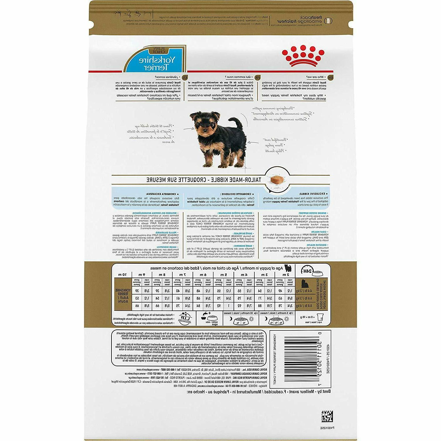 Royal Canin Breed Nutrition Terrier Dry Food, LBS