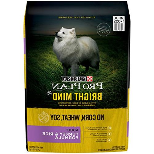 bright mind turkey rice formula