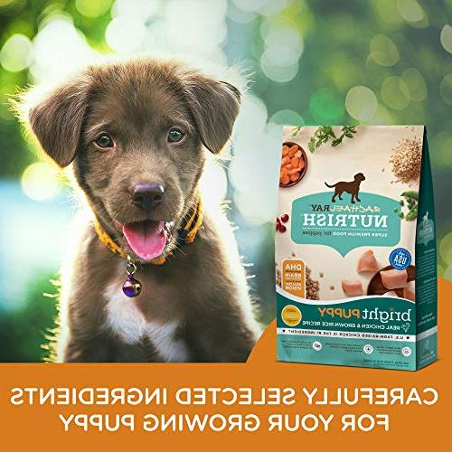 Rachael Puppy Food, Real Chicken Brown Rice 6 Lbs