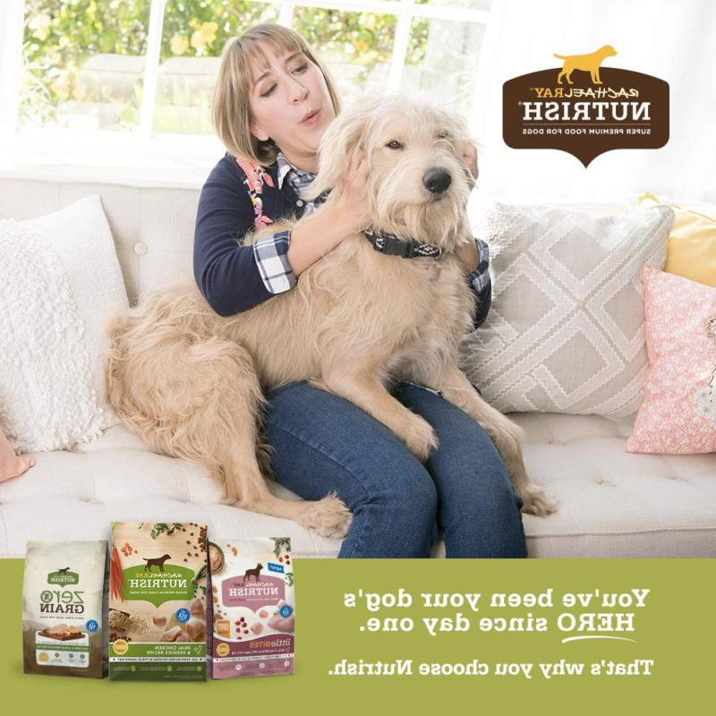 Rachael Bright Puppy Natural Dry Food, Brown