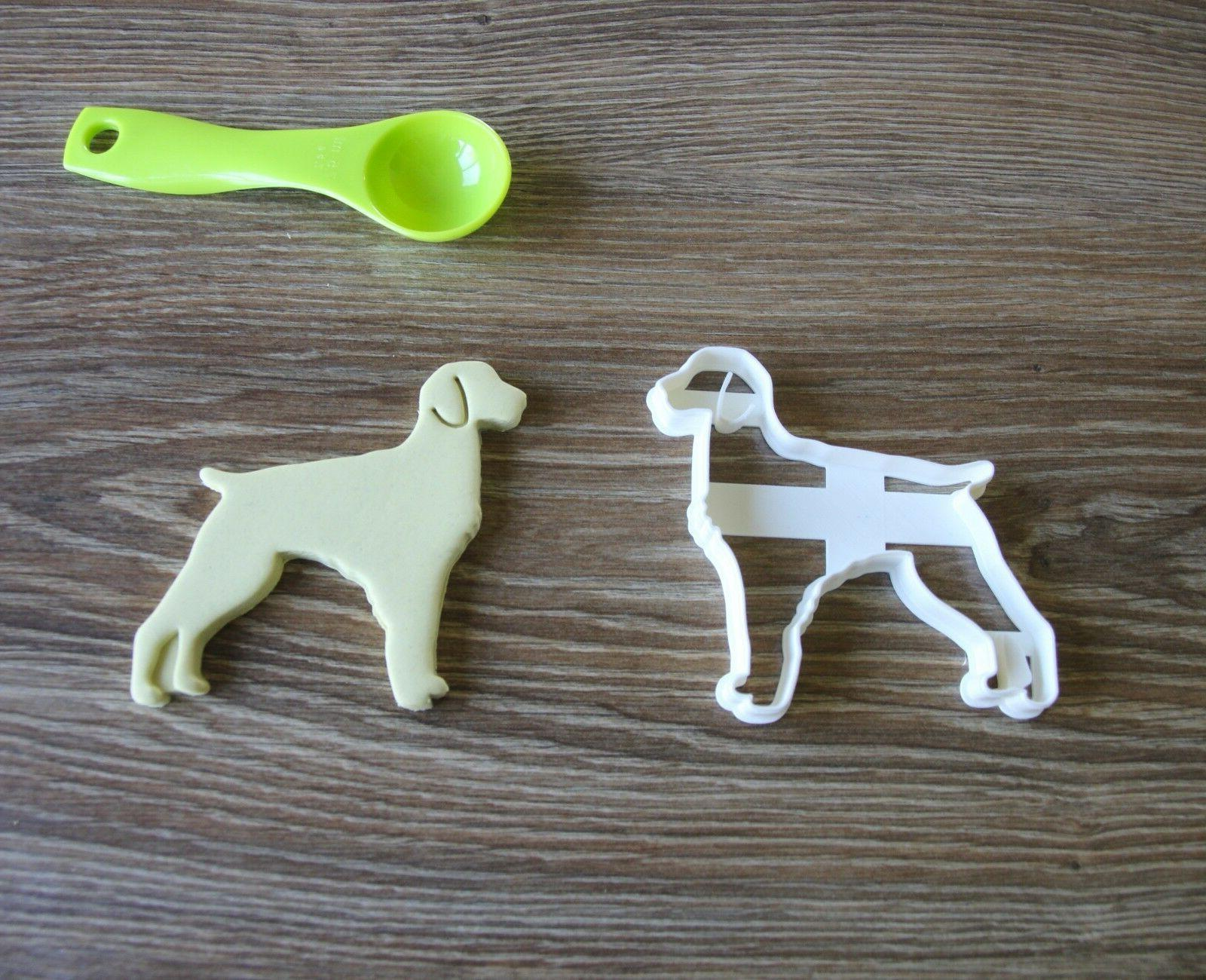 brittany spaniel cookie cutter dog pup pet