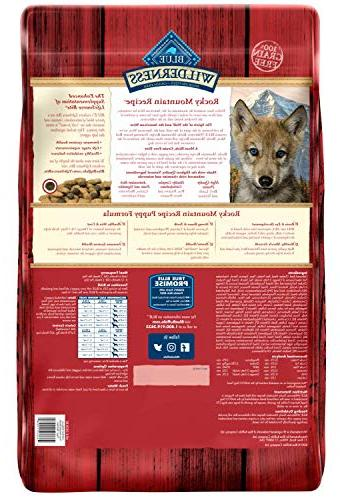 Blue Mountain Recipe Grain Free, Natural Dry Meat 22-Lb