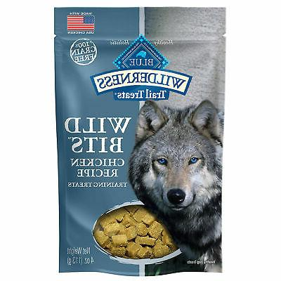 Blue Buffalo Grain Free Dog Training Treats Trail Treats Wil