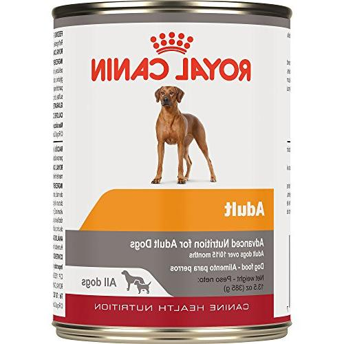 canine health nutrition gel canned