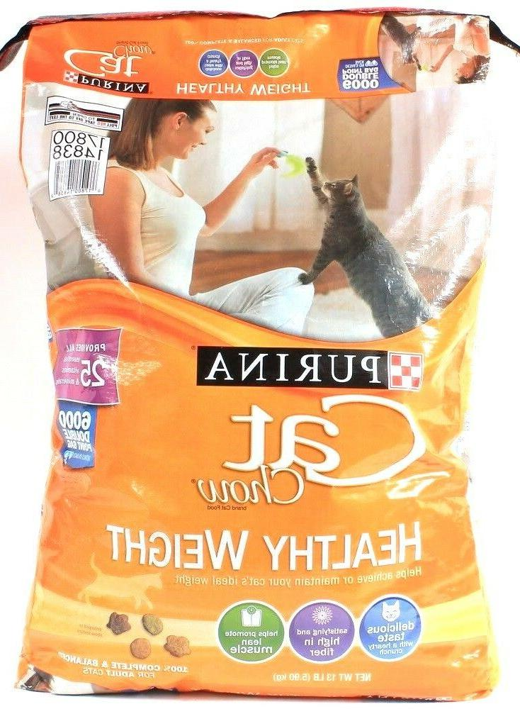 cat chow purina healthy
