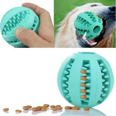 Tooth Clean Food Chew Toys For Puppy Pet Dog Toy Interactive
