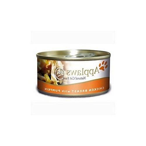 chikcen breast pumpkin cat food