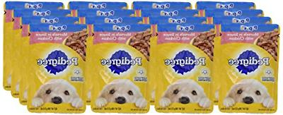 16-Pack Food Pouches, Flavor