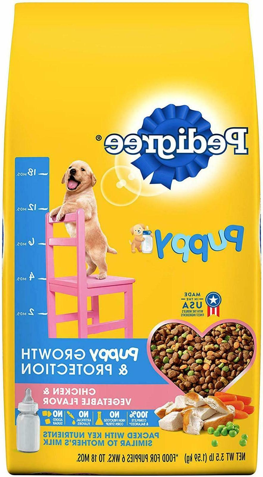 Pedigree Complete Nutrition Puppy Dry Dog Food Chicken 3.5 l