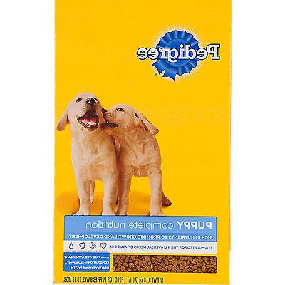 complete nutrition puppy food