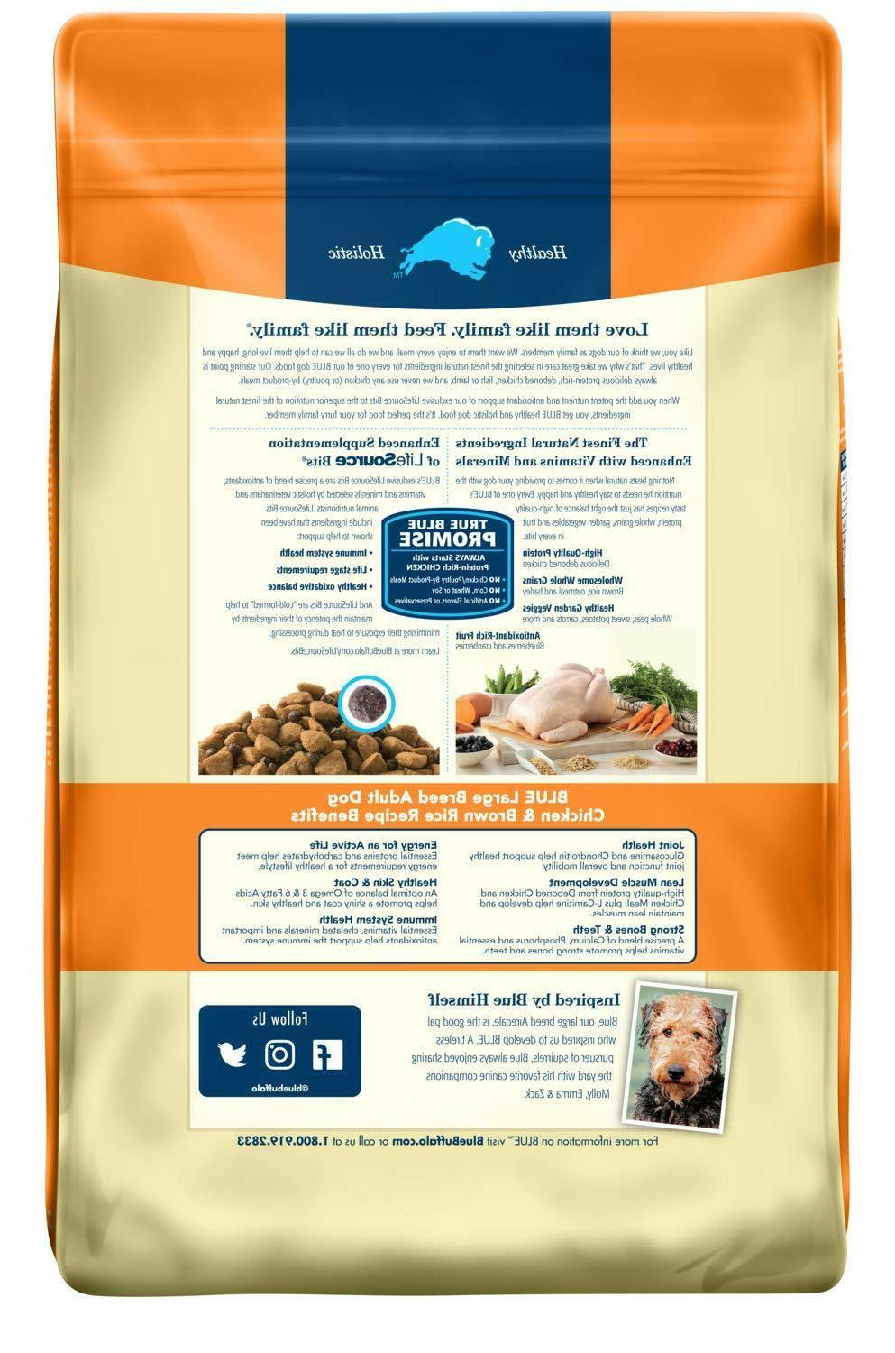 Formula Natural Adult Breed Dry Dog Chicken and