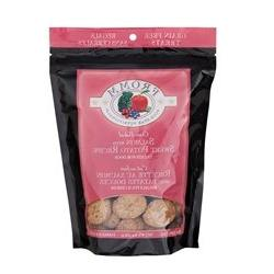 Fromm FourStar GrainFree Treats for Dogs Salmon with Sweet P