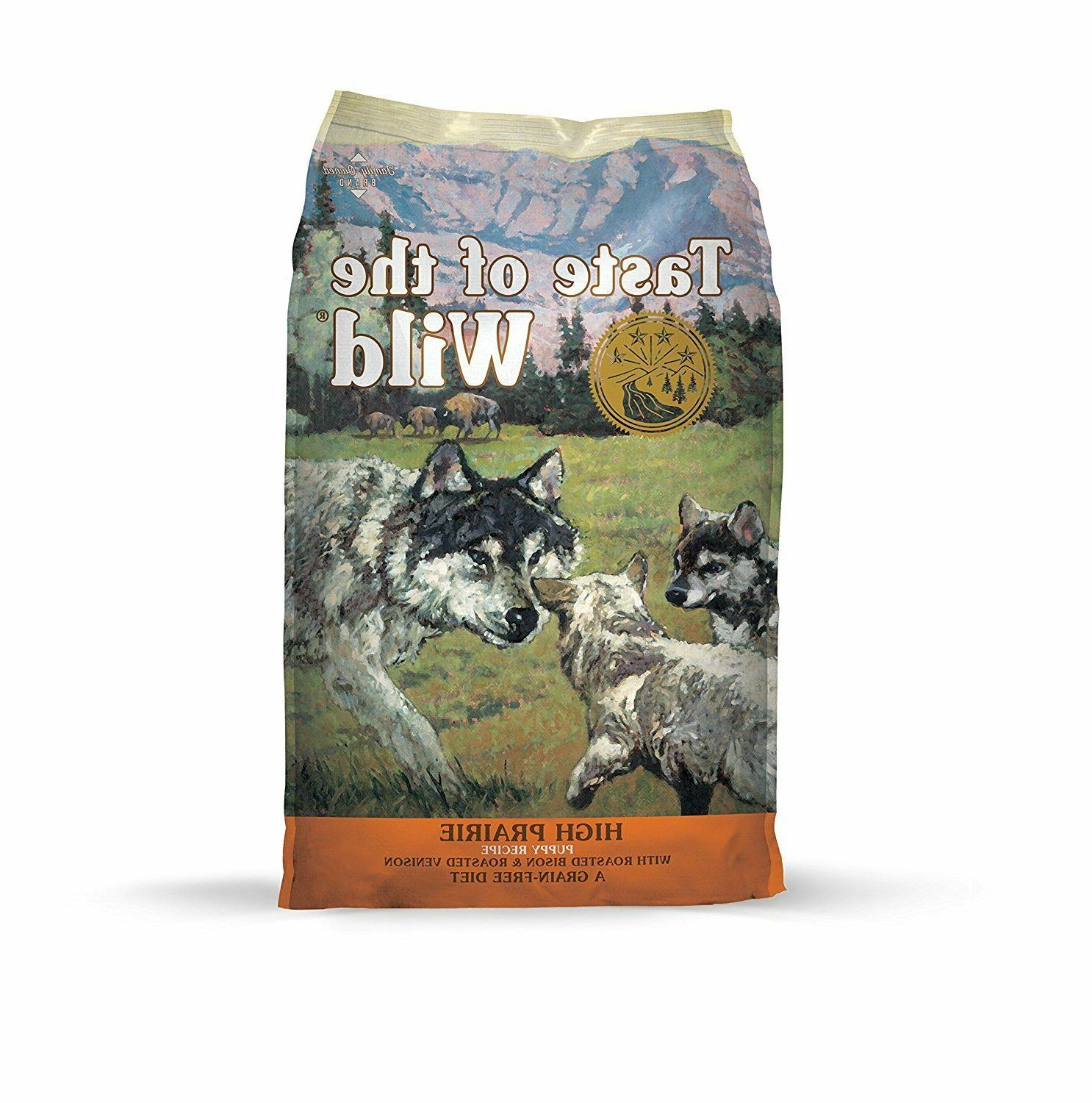 Taste of the Wild Grain High Protein Natural Dry Dog Food Hi