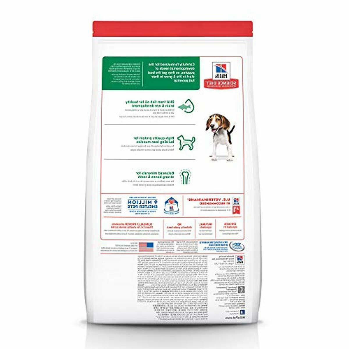Hill's Dog Food, Meal