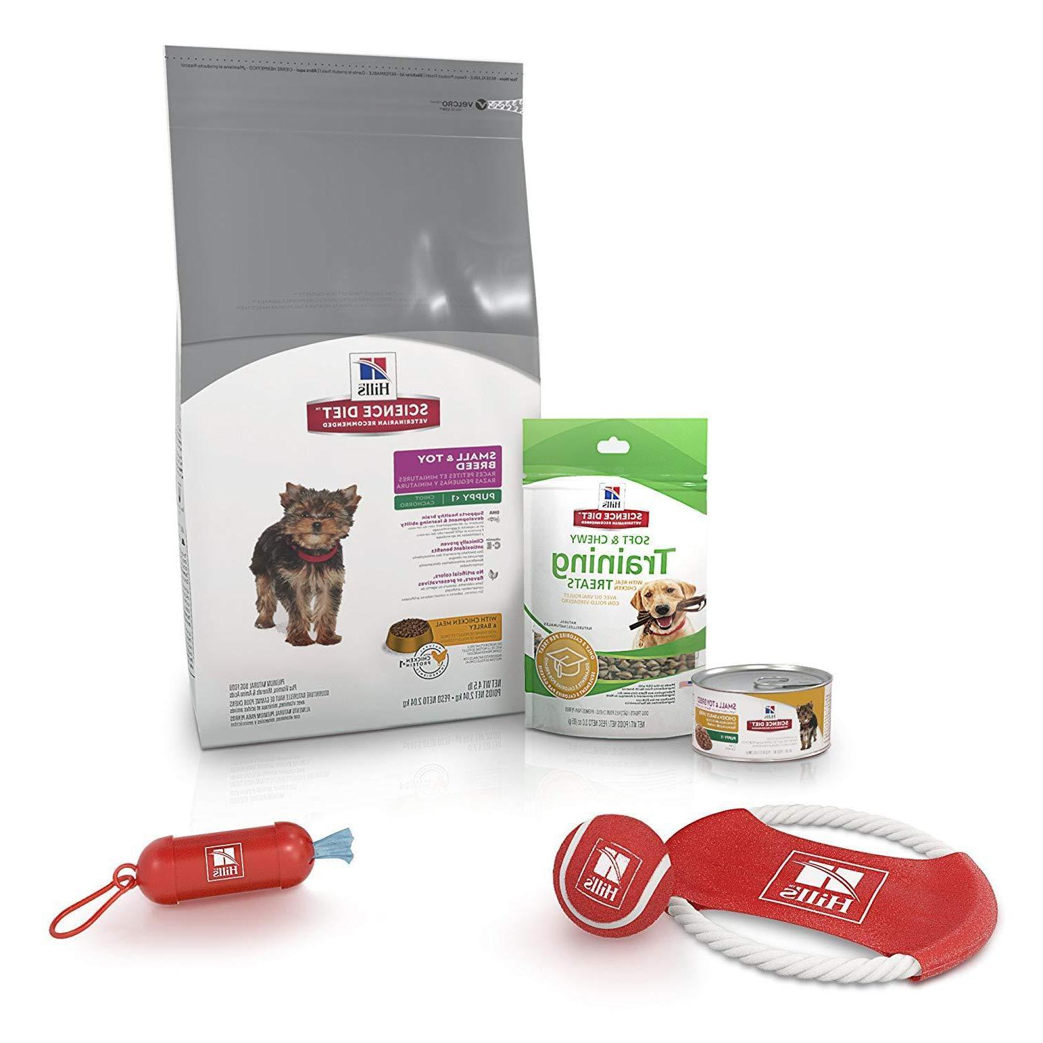 hill s science diet small and toy