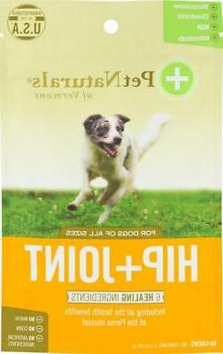 Pet Naturals Of Vermont-Hip & Joint Dog Chew, 1