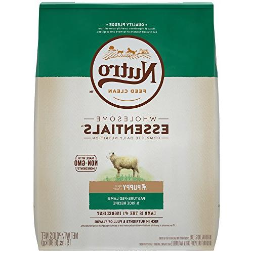 Nutro® Lamb and Rice Puppy Food size: 15 Lb