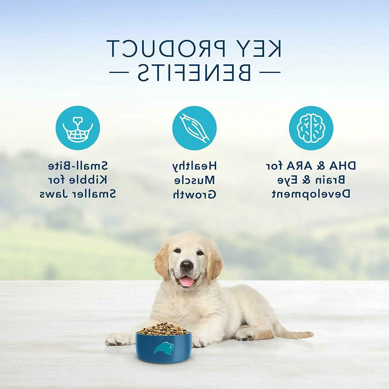 NEW Life Formula Natural Puppy Dry Food Fr-Ship