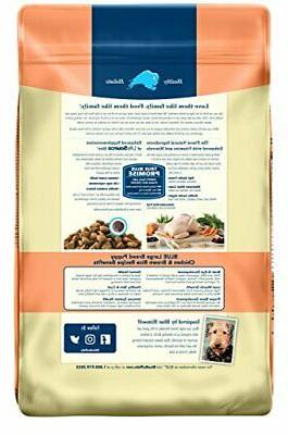 Blue Buffalo Life Formula Puppy Breed Dog Food