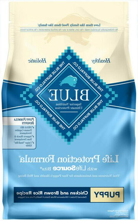 Blue Buffalo BLUE Life Protection Formula Puppy Recipe - Chi