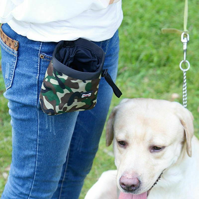 New Pet Dog Puppy Train Obedience Food Waist Pouch