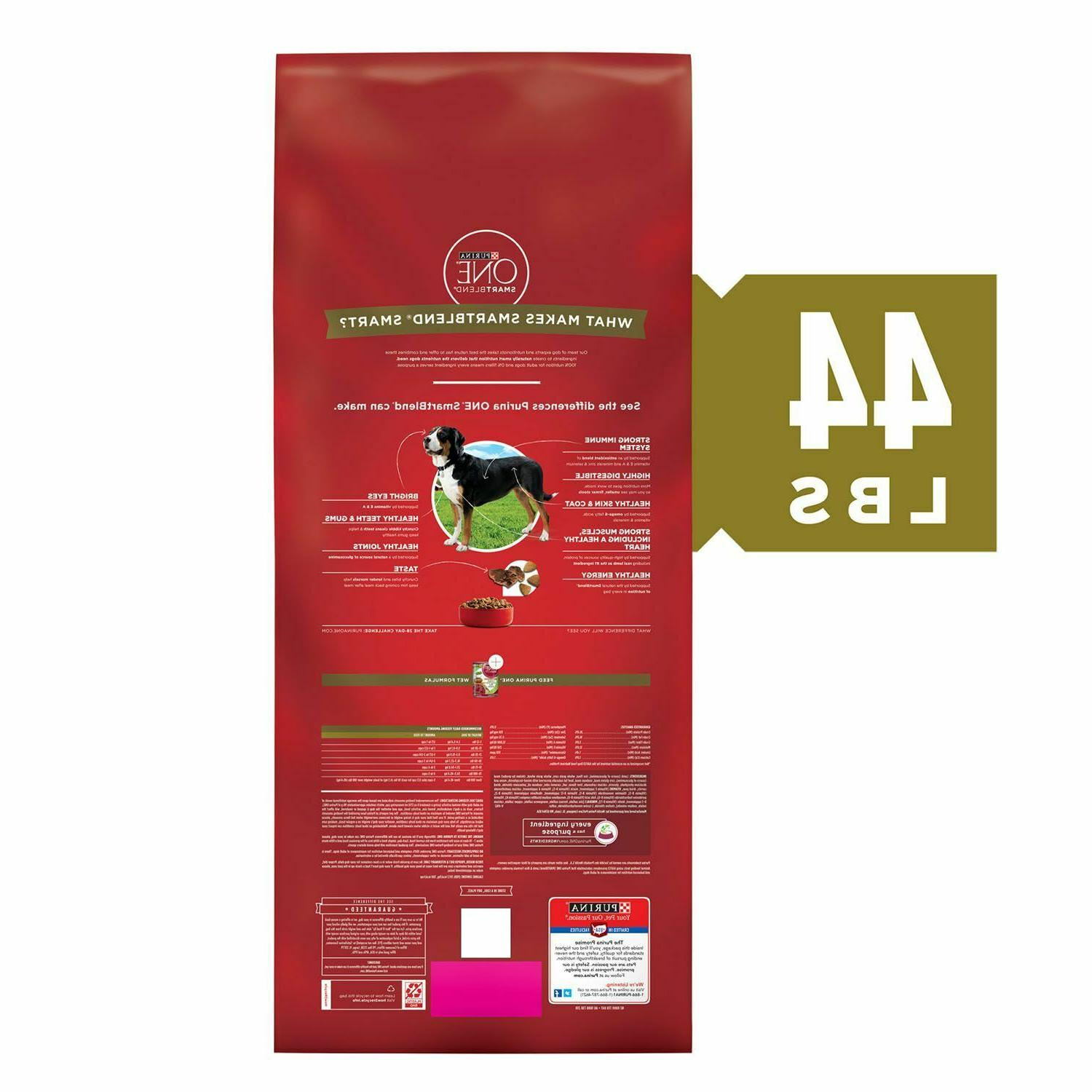 Purina ONE Lamb and Adult Dry Dog