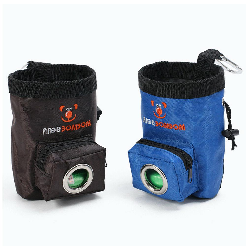 Pet Dog Training Bag Feed Bait Food Snack Belt Bags