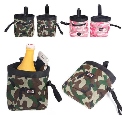 Potable Dog Puppy Snack Obedience Agility Training Pouch
