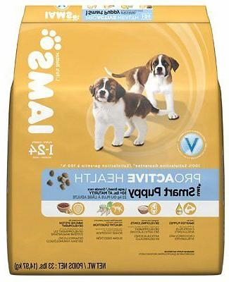 Iams ProActive Health Puppy Breed Food,